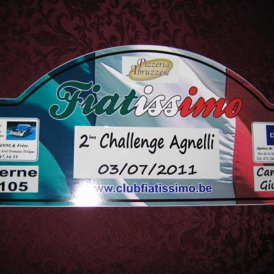 2011 - Challenge Agnelli