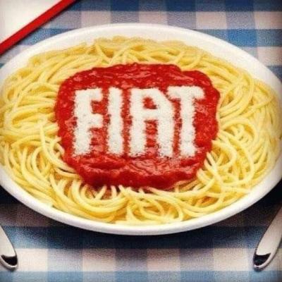 Spaghettifiat